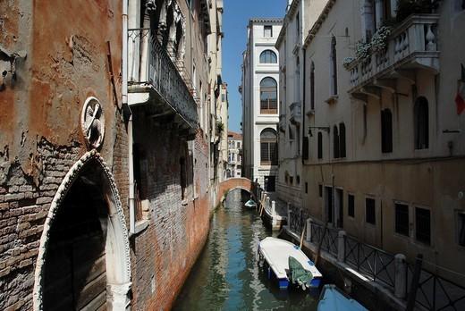 Venice, Veneto, Italy, Europe : Stock Photo
