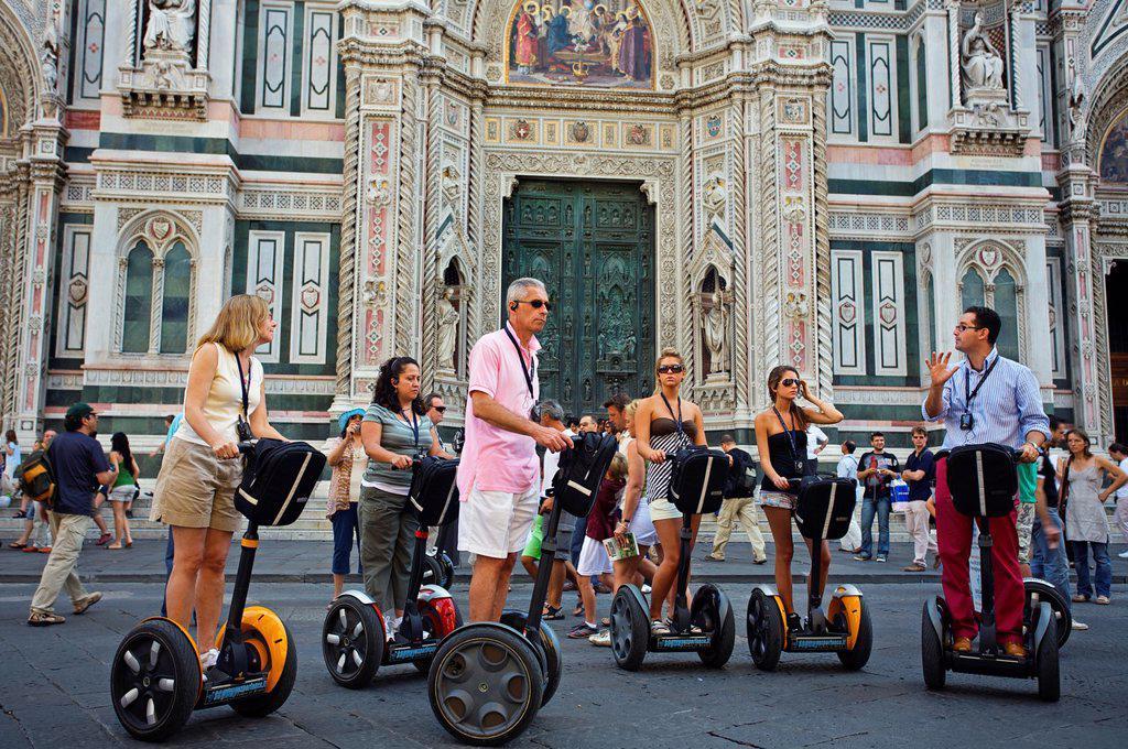 Duomo  «Santa Maria del Fiore« cathedral, Florence, Tuscany, Italy. : Stock Photo