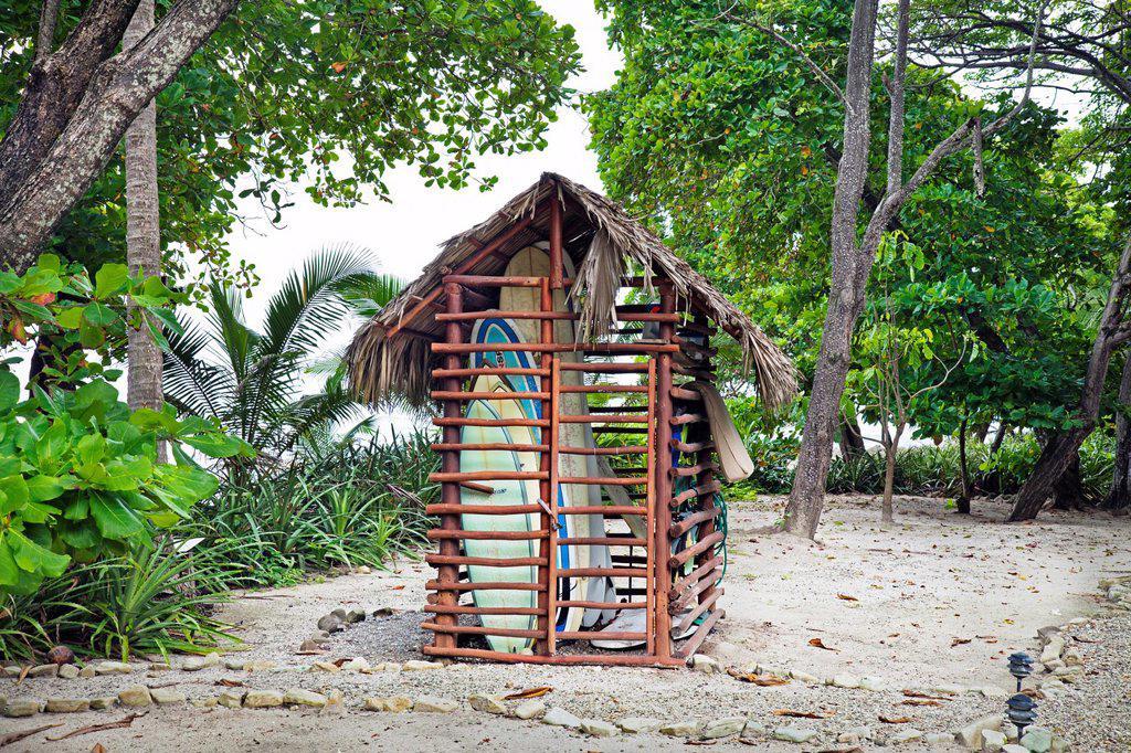 Stock Photo: 1566-1126269 Carmen beach, Nicoya Peninsula, Costa Rica.