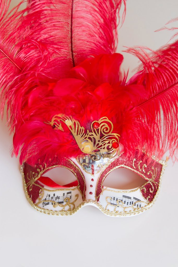 Venice carnival mask : Stock Photo
