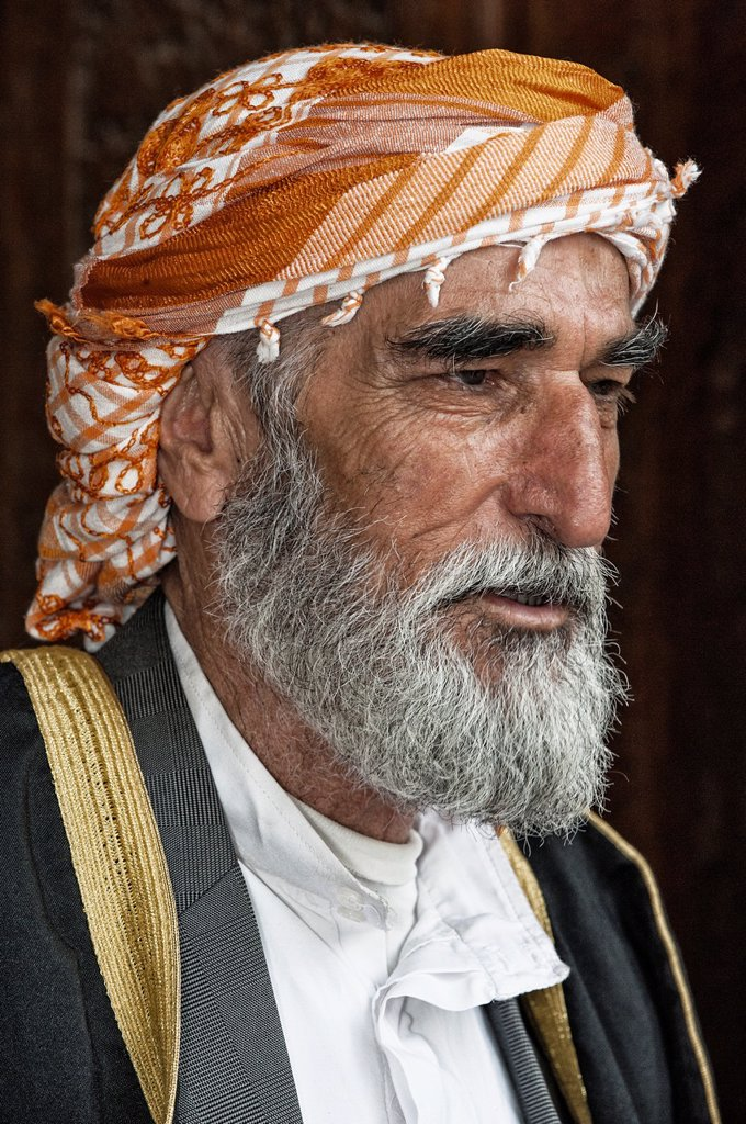 Stock Photo: 1566-1137070 Portrait of a Turkish man, Urfa, Eastern Turkey