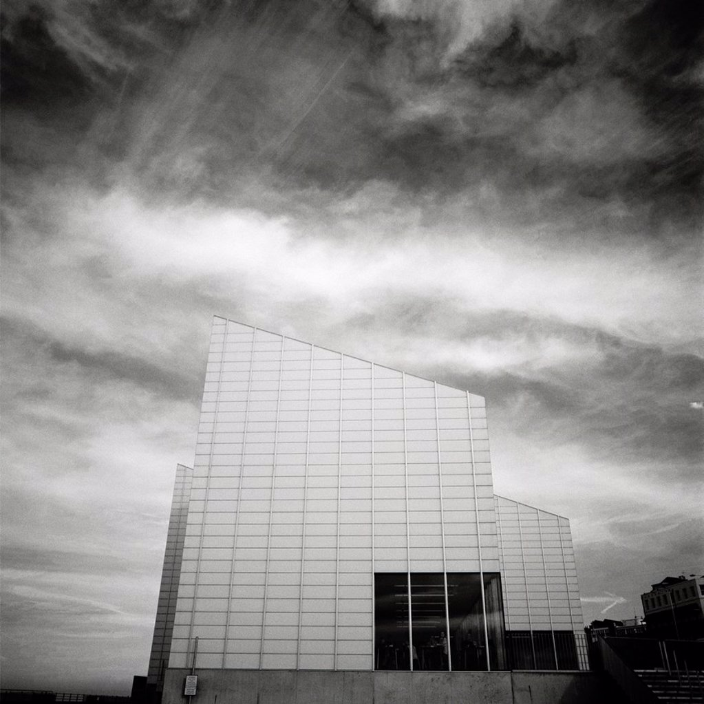 The Turner Contemporary Art Gallery in Margate, UK  Named after the artist J  M  W  Turner  Designed by David Chipperfield : Stock Photo