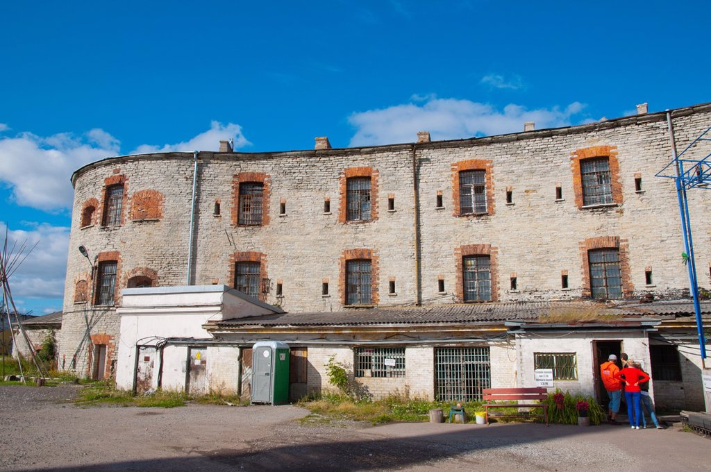 Stock Photo: 1566-1172621 Patarei Prison Kalamaja district Tallinn Estonia Europe