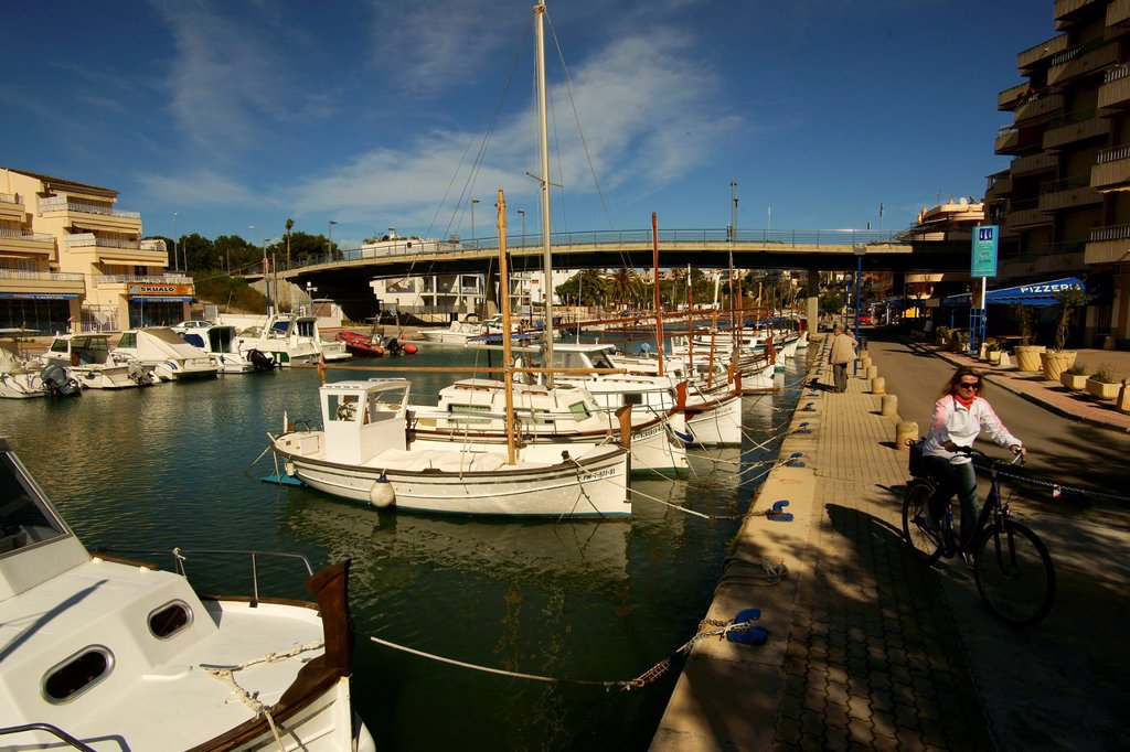 Stock Photo: 1566-1174838 Porto Cristo, Manacor, Llevant, Mallorca, Balearic Islands, Spain