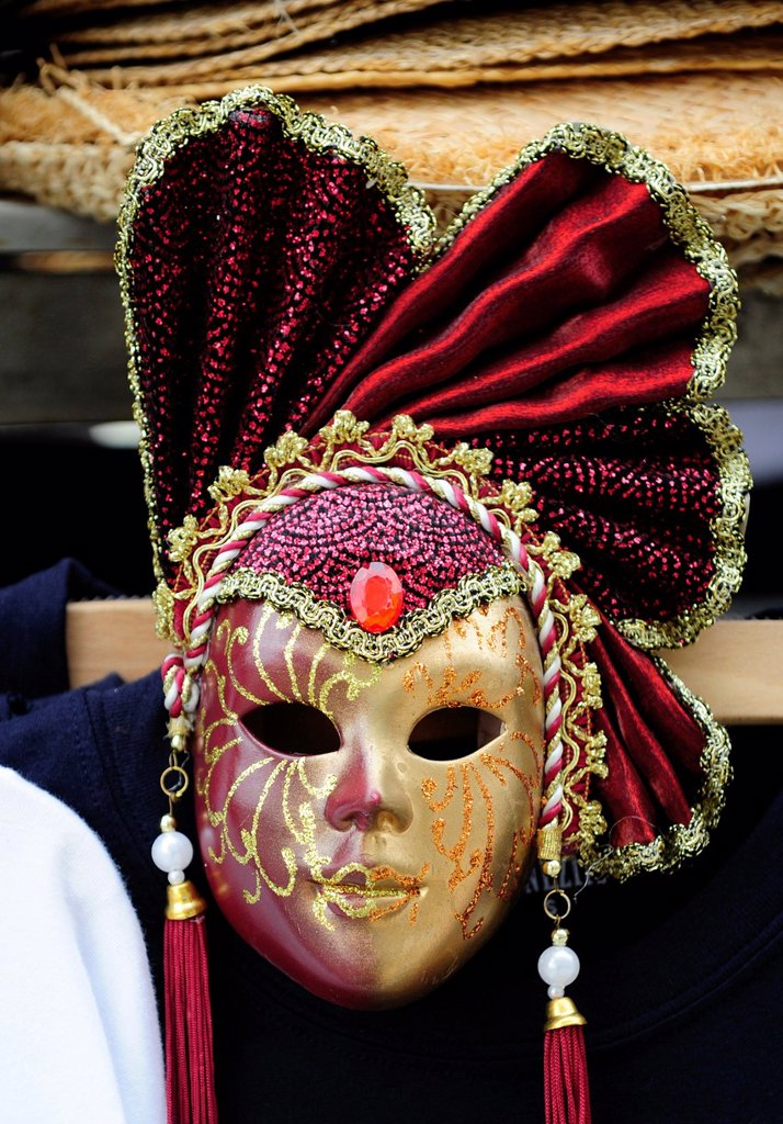 Venetinan mask in Venice,Italy,Europe : Stock Photo