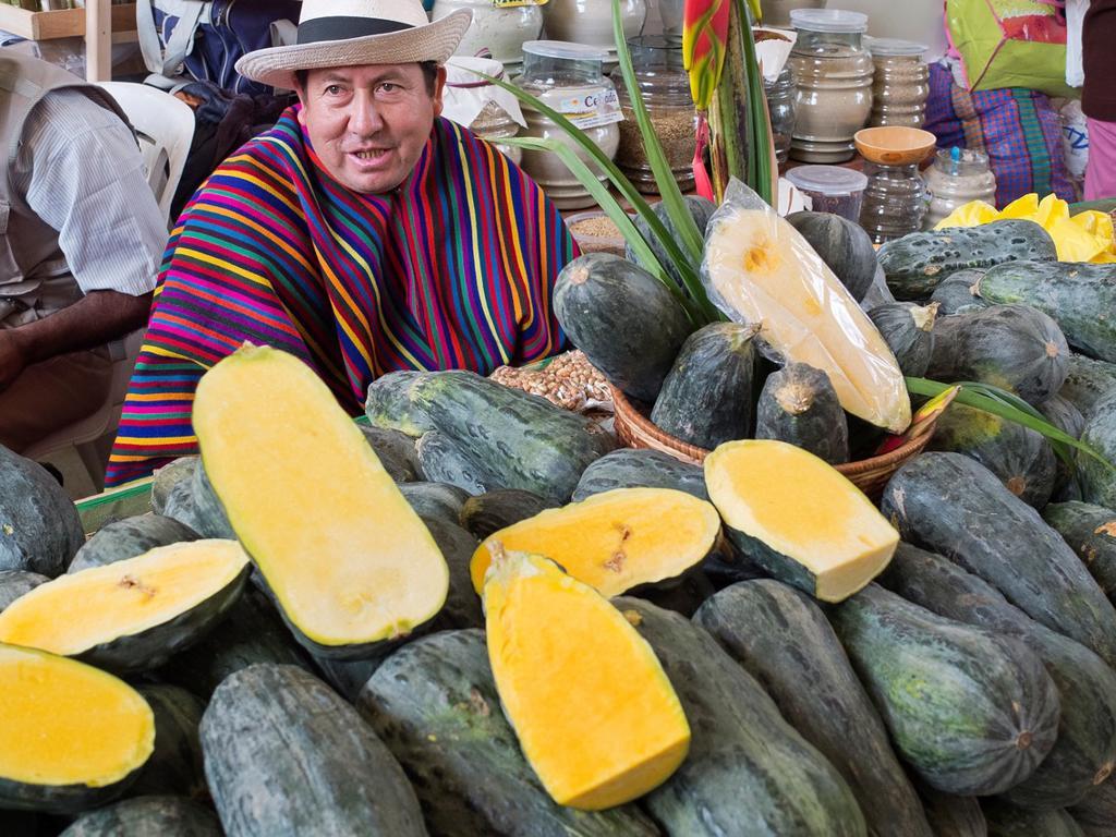 Stock Photo: 1566-1187874 Mistura food fair in Lima Peru