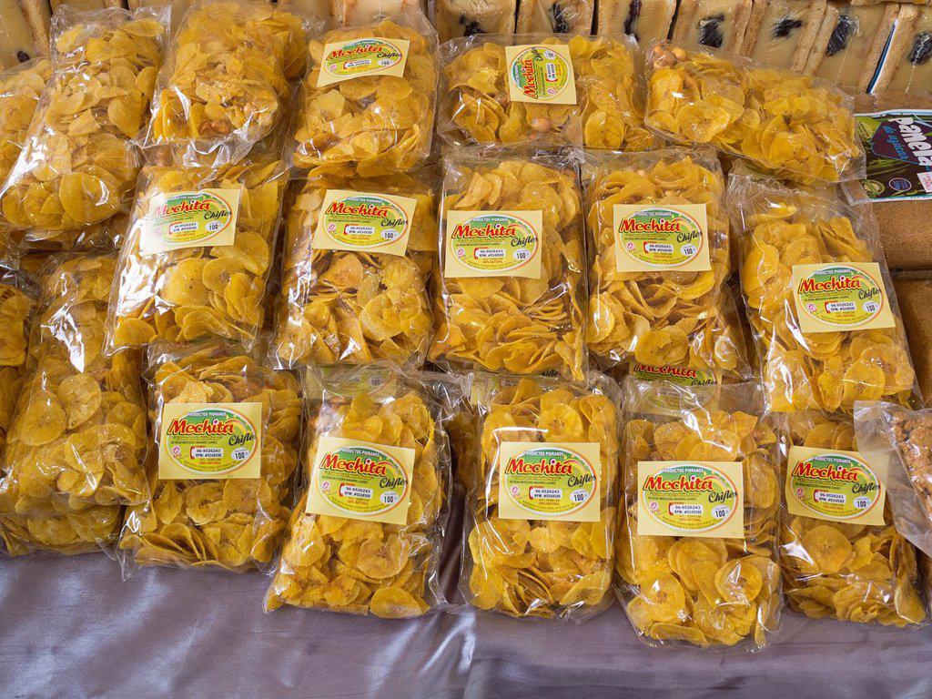 Stock Photo: 1566-1187875 Mistura food fair in Lima Peru