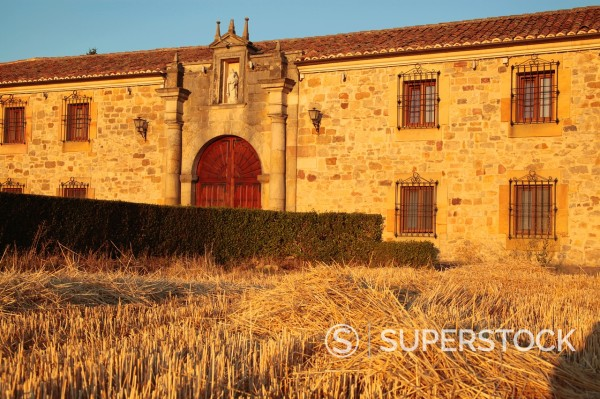 Stock Photo: 1566-1188734 Monasterio de Santa Clara, Aguilar de Campoo, Palencia,castilla,Spain
