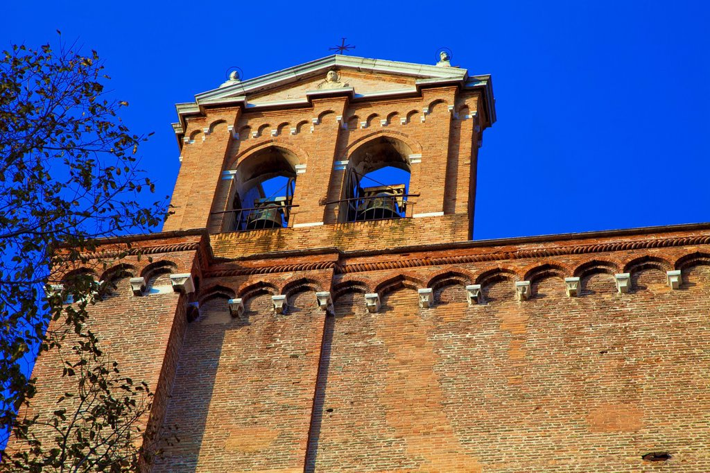 Stock Photo: 1566-1191115 italy, venice: san marco, giovanni e paolo church