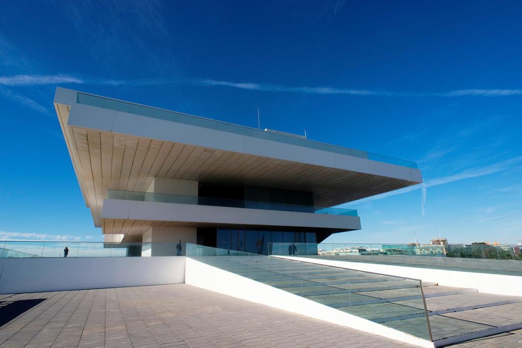 Veles i Vents, Valencia, Spain, Europe : Stock Photo
