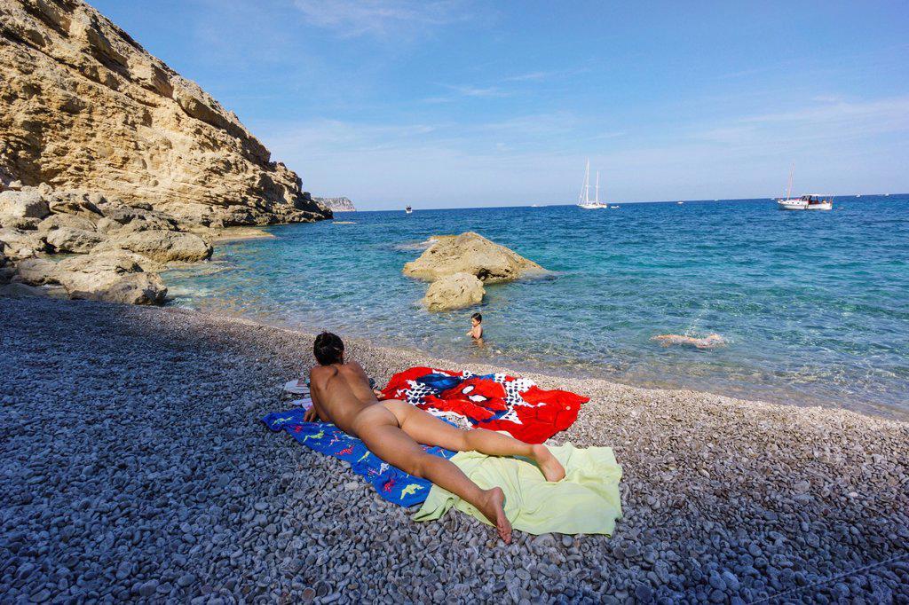 Foto mujer desnuda playa photos 82
