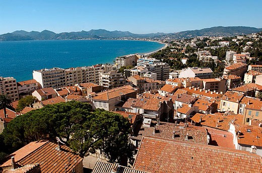 Cannes. Alpes Maritimes. France. : Stock Photo