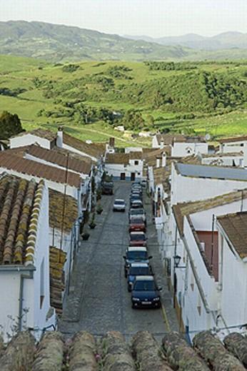 Stock Photo: 1566-247299 Jimena de la Frontera, Cadiz Province, Andalusia, Spain