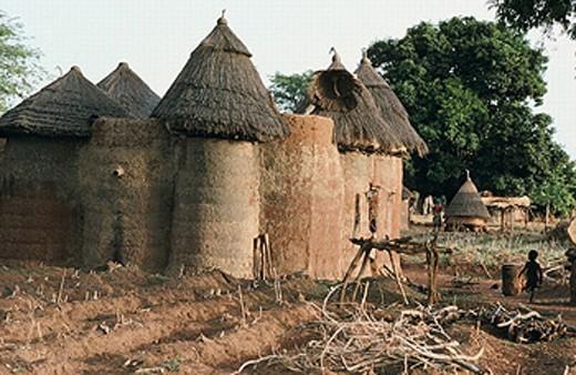 Stock Photo: 1566-249662 Atakora. Benin.