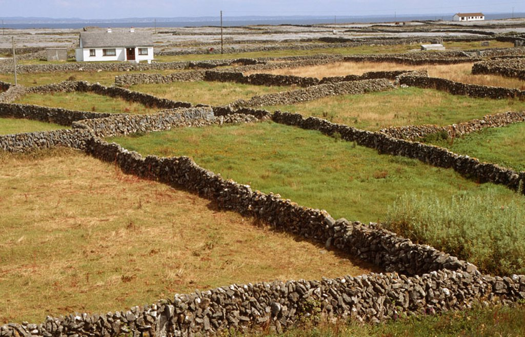 Stock Photo: 1566-252752 Inishmaan. Aran Islands. Ireland.
