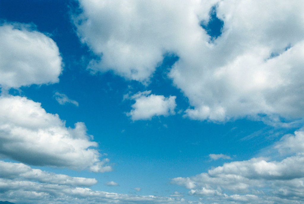 Stock Photo: 1566-257347 Clouds