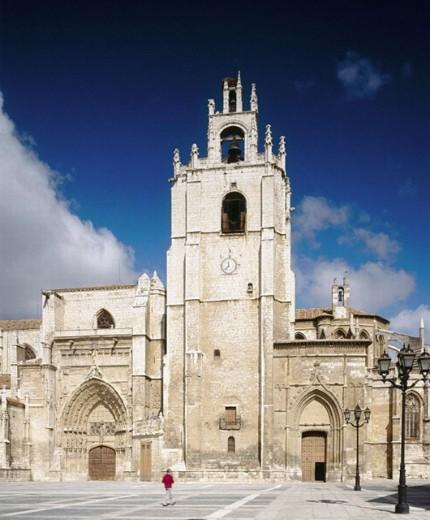 Stock Photo: 1566-262918 Cathedral, Palencia. Castilla-León, Spain