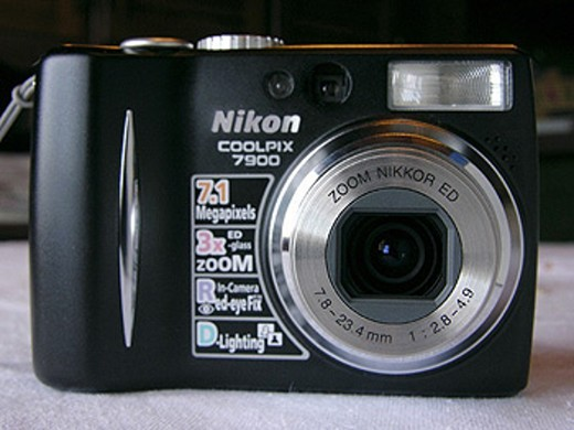 Stock Photo: 1566-263891 Digital camera