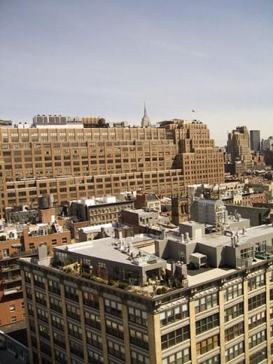 Chelsea, Manhattan. New York City, USA : Stock Photo