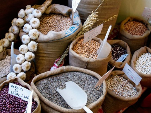 Stock Photo: 1566-264593 Legumes