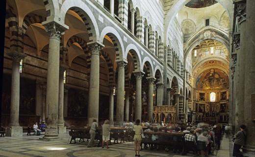 Cathedral, Pisa. Tuscany, Italy : Stock Photo