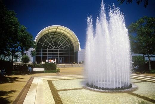 Stock Photo: 1566-267465 Fountain