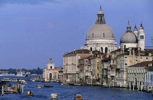 Stock Photo: 1566-267669 Church of Santa Maria della Salute, Venice. Veneto, Italy