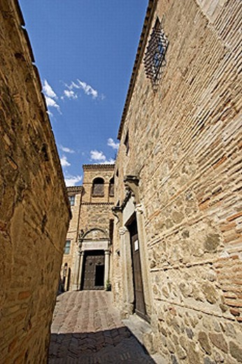 El Greco house-museum, Toledo. Castilla-La Mancha, Spain : Stock Photo