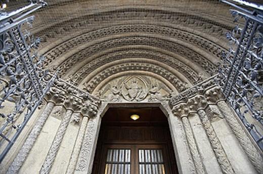 Riesentor, Stephansdom (Cathedral of Saint Stephen), Vienna. Austria : Stock Photo