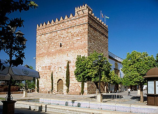 Villa del Rio, Córdoba province, Spain : Stock Photo