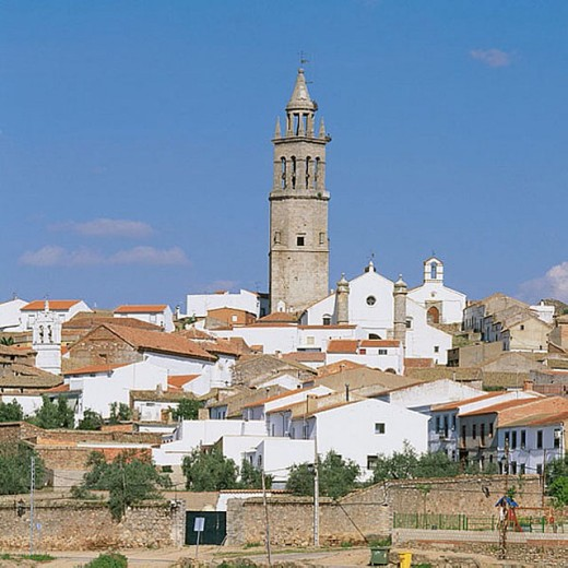 Stock Photo: 1566-275365 Pedroche, Córdoba province, Spain