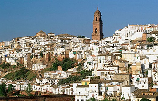 Montoro, Córdoba province, Spain : Stock Photo