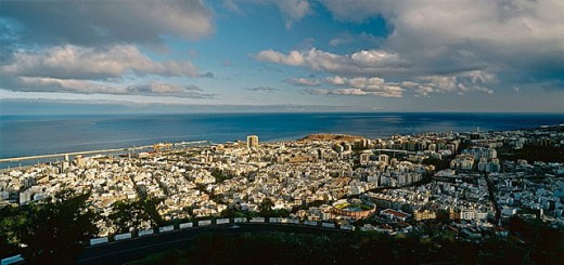 Santa Cruz de Tenerife, Tenerife. Canary Islands, Spain : Stock Photo