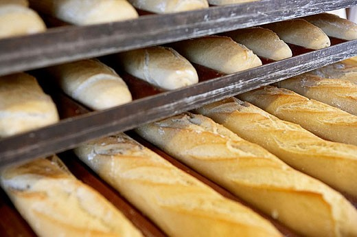 Bakery. Donostia, San Sebastian, Gipuzkoa, Euskadi. Spain. : Stock Photo