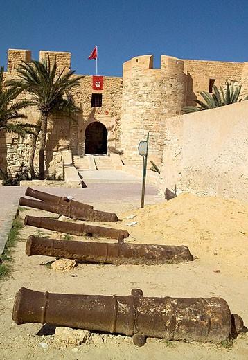 Castle. Djerba. Tunisia. : Stock Photo