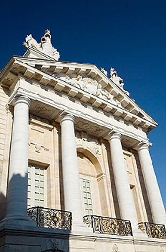 Palais Des Ducs et des Etats de Bourgogne. Tour Philippe le Bon Tower. Dijon. Côte d´Or. Burgundy. France. : Stock Photo