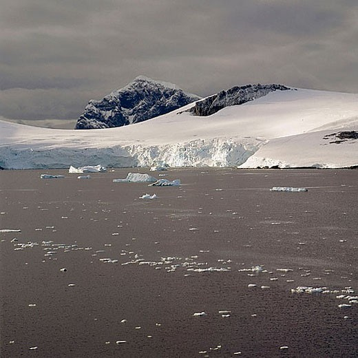 Stock Photo: 1566-286875 Antarctica. South Pole.