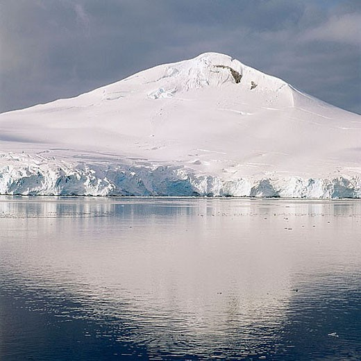 Antarctica. South Pole. : Stock Photo