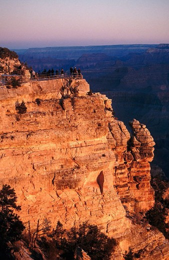 Stock Photo: 1566-289151 Colorado Canyon. Arizona. USA.