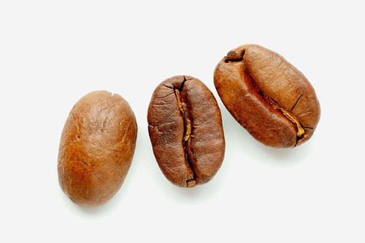 Stock Photo: 1566-289879 Coffee beans.