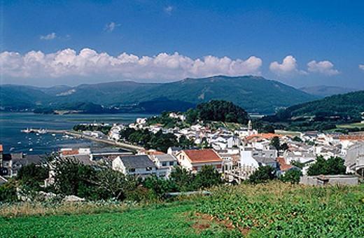Stock Photo: 1566-293763 Santa Maria de Ortigueira. La Coruña province, Galicia, Spain