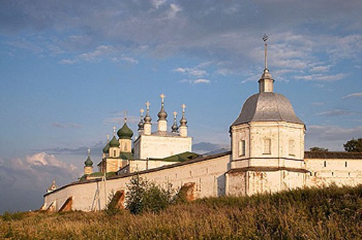 Stock Photo: 1566-295787 Goritsky Monastery (17th-18th centuries), Pereyaslavl-Zalessky. Golden Ring, Russia