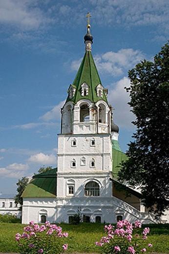 Alexandrov. Golden Ring, Russia : Stock Photo