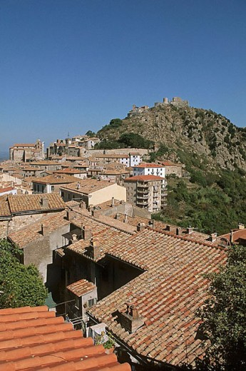 Tolfa. Lazio, Italy : Stock Photo