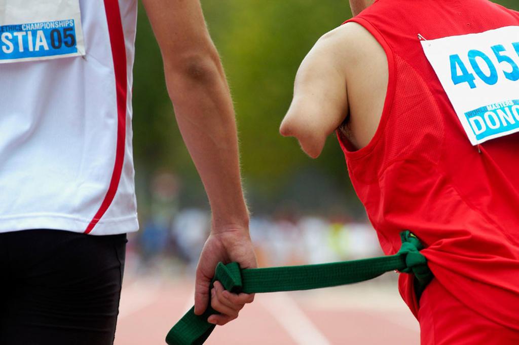 Athletics World Championship in Donostia. Euskadi. Spain. : Stock Photo
