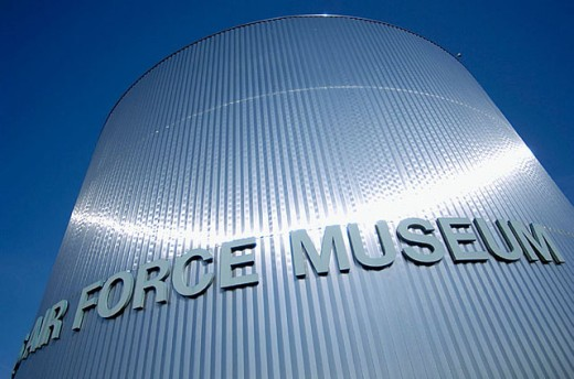 Air Force Museum in Dayton. Ohio, USA : Stock Photo