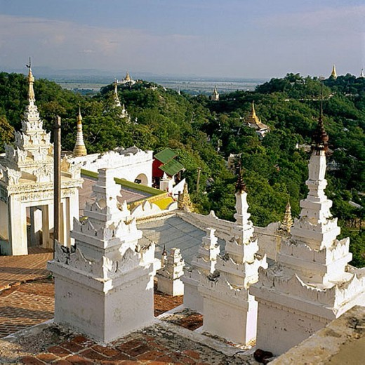 Stock Photo: 1566-311946 Mandalay. Myanmar.