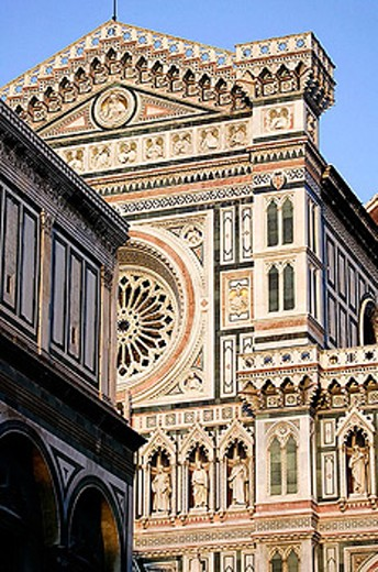 Stock Photo: 1566-317557 Duomo. Florence. Italy.