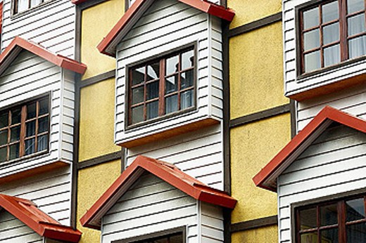 Architecture. House. Tierra del Fuego, Argentina : Stock Photo