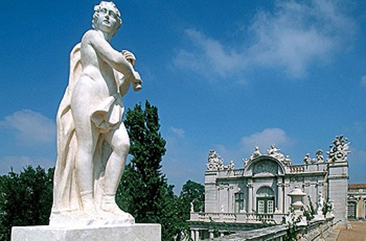 Stock Photo: 1566-320095 National Palace of Queluz (1747-1794) near Lisbon. Portugal